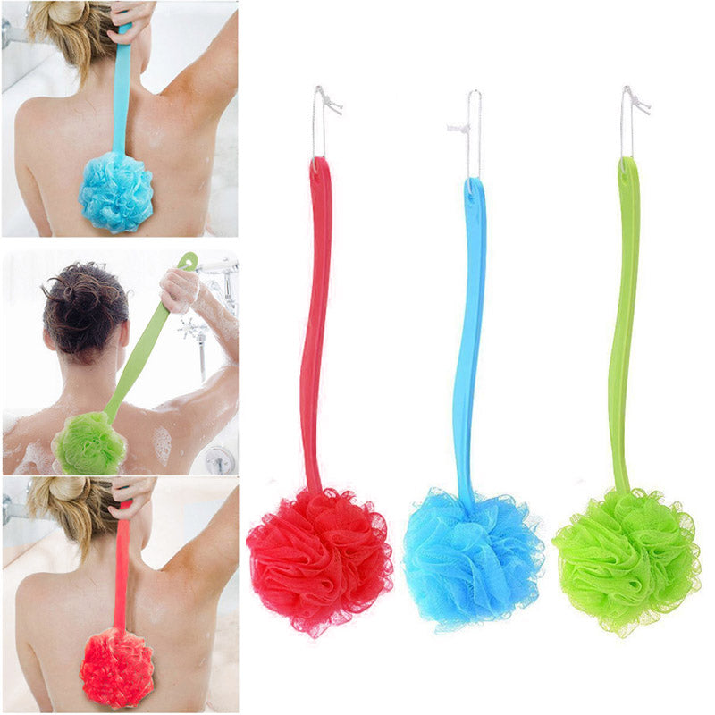 Soft Exfoliating Back Bath Shower Scrubber