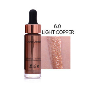 O.TWO.O Brand Liquid Highlighter Face Glow Makeup