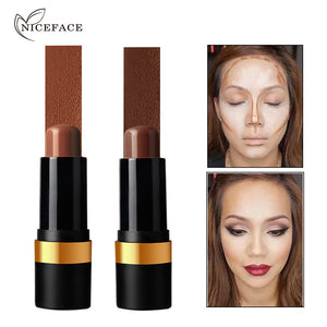 NICEFACE Long Lasting Waterproof Bronzer Makeup Stick