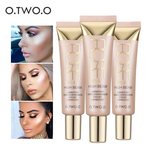 O.TWO.O Long Lasting Pigments Brighten Face Liquid Highlighter