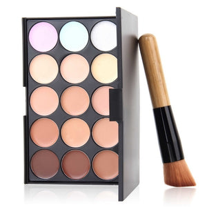 Professional 15 Colors Eyeshadow Makeup