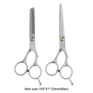 SALON Stainless Steel Hair Scissors
