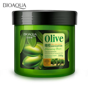 Natural Olive Hair Care Mask