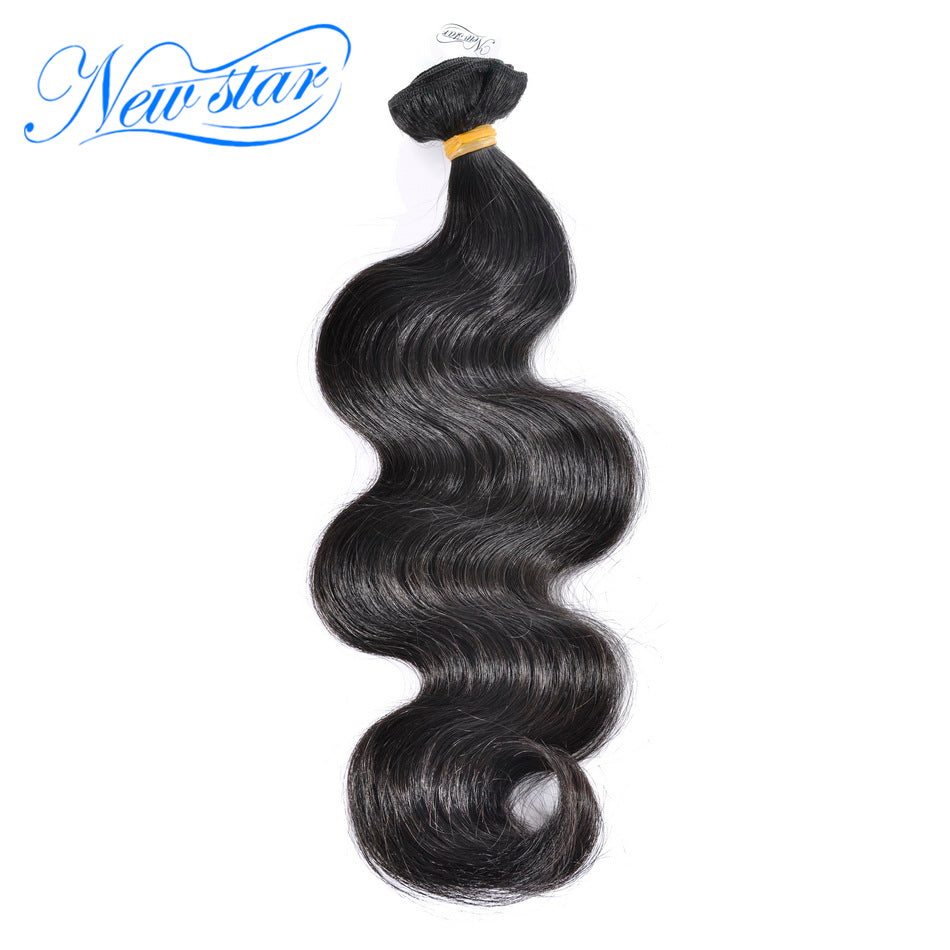 New Star Brand Virgin Hair Weaving Peruvian Hair Extensions 10