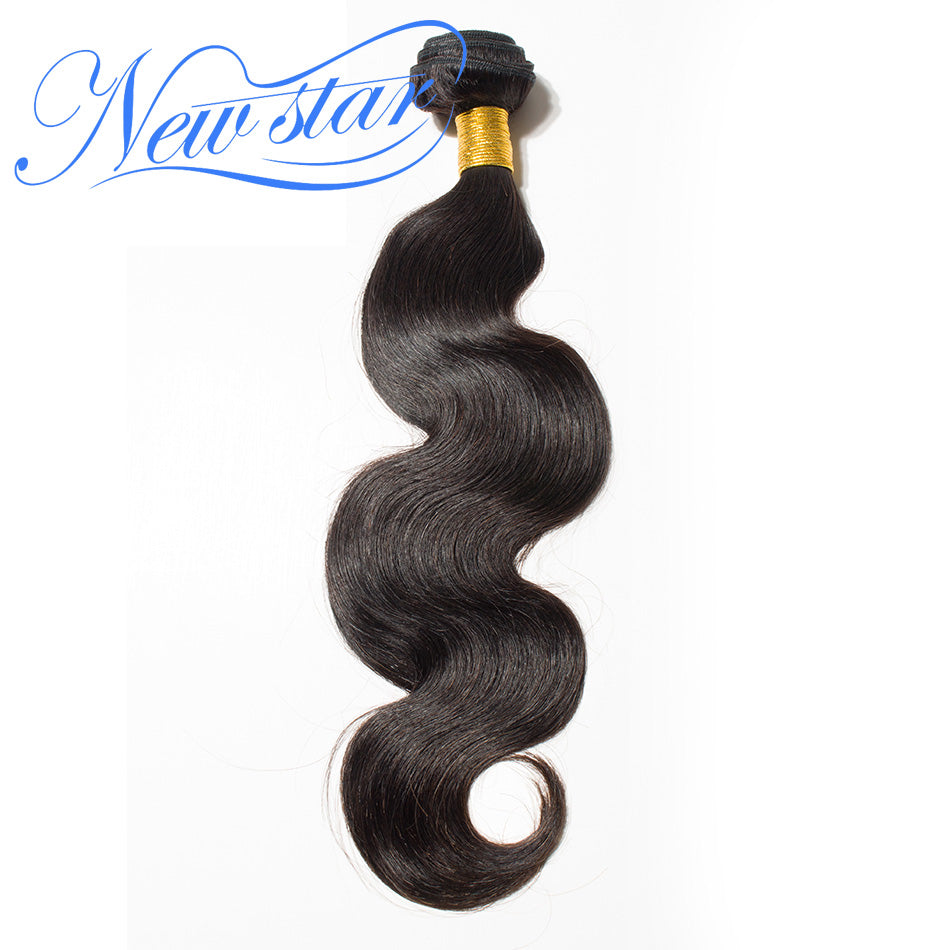 New Star Brand Brazilian Remy Hair Extension 10-24''Inch (100% Human Hair)