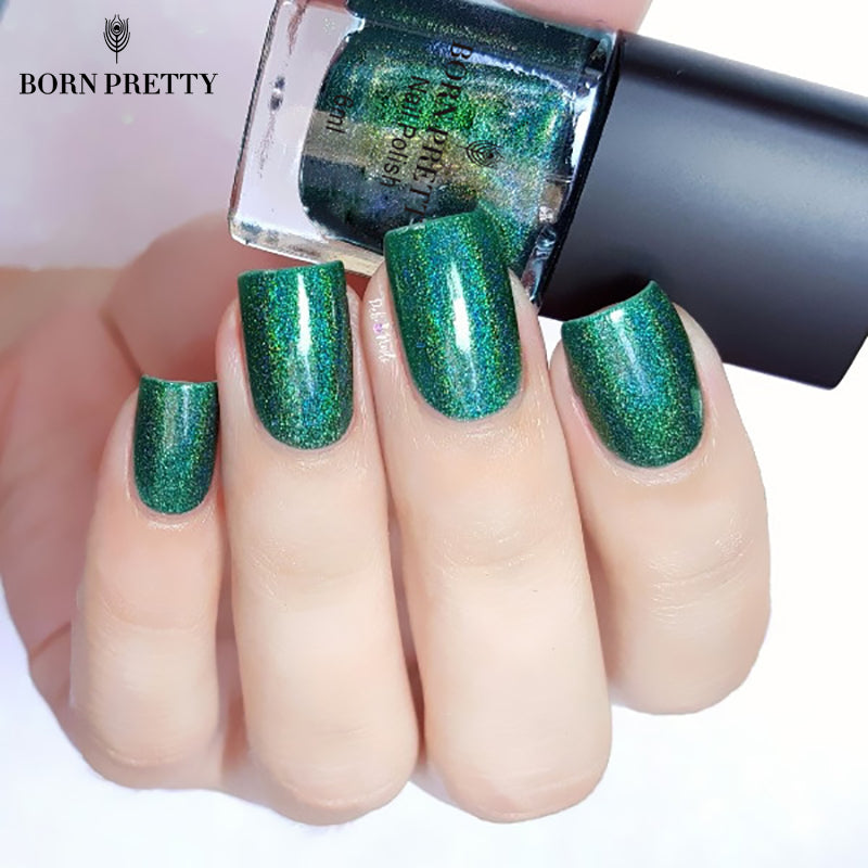 BORN PRETTY Holographic Holo Glitter Nail Polish