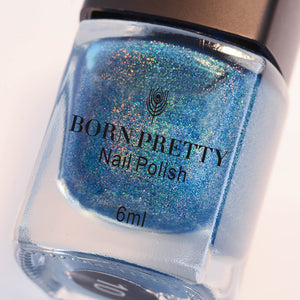 BORN PRETTY Holographic Glitter Nail Polish