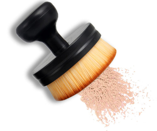 Seal Push-Pull Foundation Makeup Brush