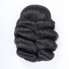 SHANGKE Braided Clip In Synthetic Hair Bun Extension