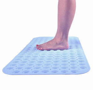 Massage Bathtub Mat Anti-Slip Odor-Free