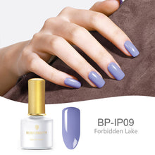 BORN PRETTY Pure Color Nail Gel Polish