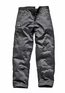 Dickies: WD814 Redhawk Work Wear Trousers: Grey