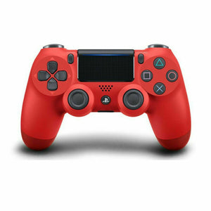 PS4 - Fully Tested Refurbished Dualshock 4 Controller: Red