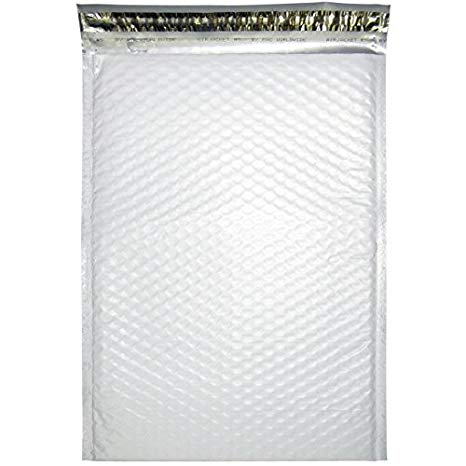 10-1/2 x 15 Poly Bubble Mailers #5 (100/cs)