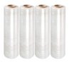"Image of Stretch Wrap 18"" x 1500' 80 Ga. Clear (4 rolls/case)"