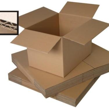"Double Wall Box 23-3/4X15-1/4X11-3/4"" (16 Boxes)"