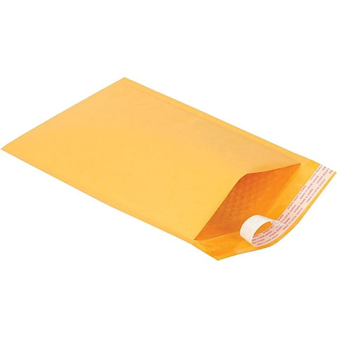 "#3 Kraft Bubble Mailer 8-1/2 x 13-1/2"" (100/cs)"
