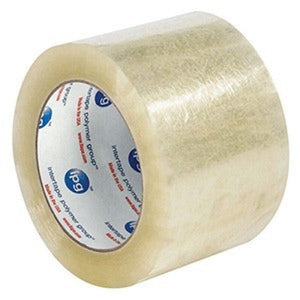 "3"" Clear Packing Tape (24 rolls)"