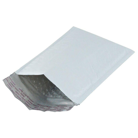 6 x 9 Poly Bubble Mailers #0 (250/cs)