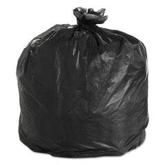 Black 40x46 Trash Bags Heavy Duty 100/cs