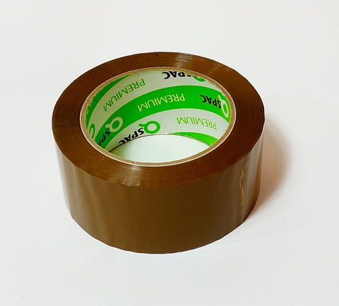 "2"" x 110yd Tan Packing Tape (36 rolls)"