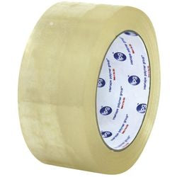 "2"" x 110 yd Clear Packing Tape (36 rolls)"