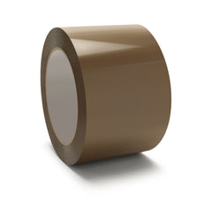 "3"" x 110yd Tan Packing Tape (24 rolls)"