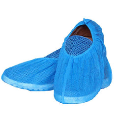 Blue Shoe Covers 200/Box