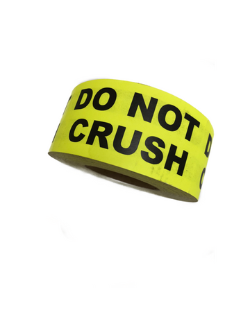 Do Not Crush Labels (500 per rl)