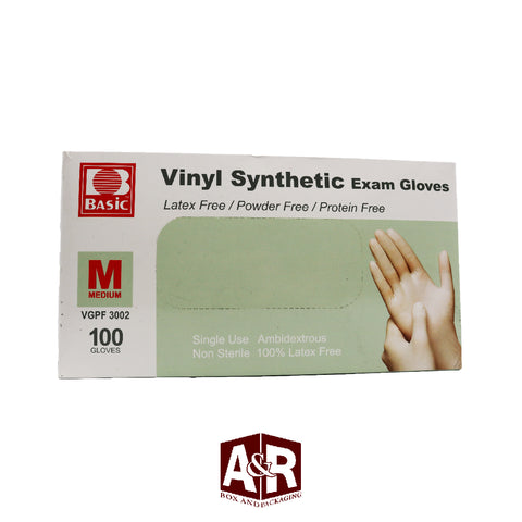 Vinyl Gloves (Case of 1000)