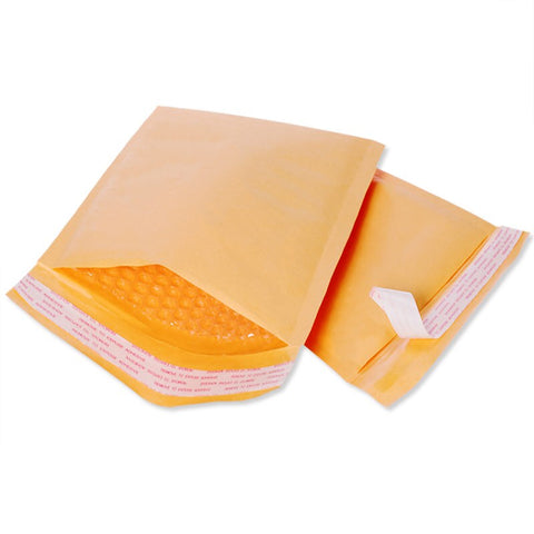 "#2 Kraft Bubble Mailer 8-1/2 x 11"" (100/cs)"