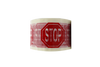 "Image of 3"" x 110 yd Stop Security Tape (24 rolls)"