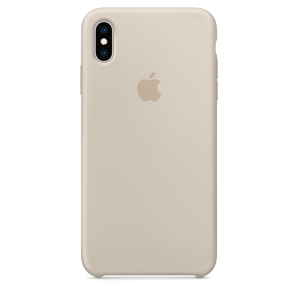 iPhone Silicone Case (Stone)