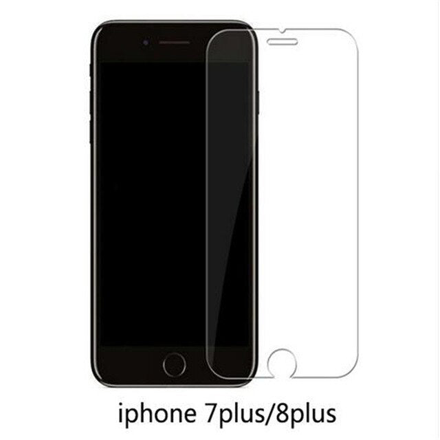 iPhone Tempered Glass Screen Protector