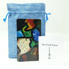 Load image into Gallery viewer, The Truth Tarot 78 Card Tarot Deck