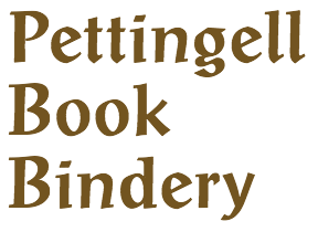Pettingell Book Bindery