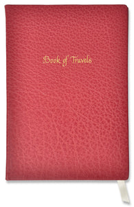 Book of Travels, The Perfect Companion for Your Next Trip