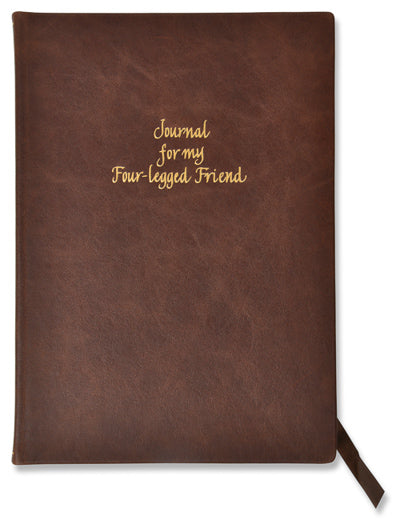 Journal for my Four-legged Friend