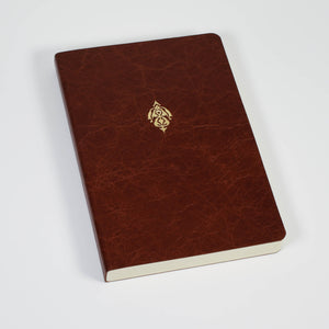 Classic Leather Journal Chestnut