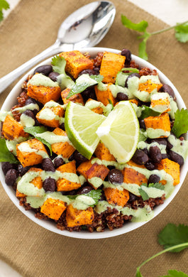 Sweet Potato & Quinoa Bowl