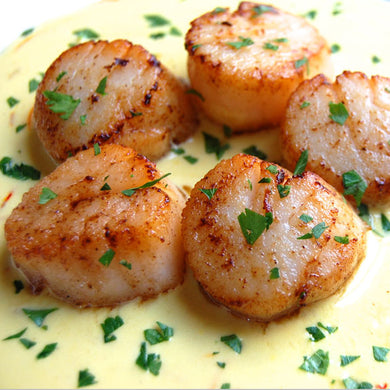 Seared Scallop Dinner