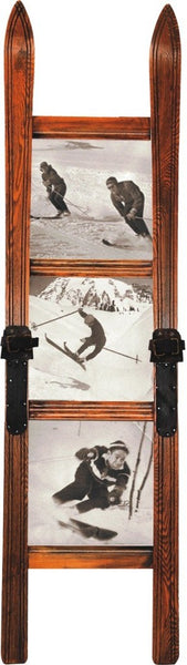 Three Pane Ski Frame