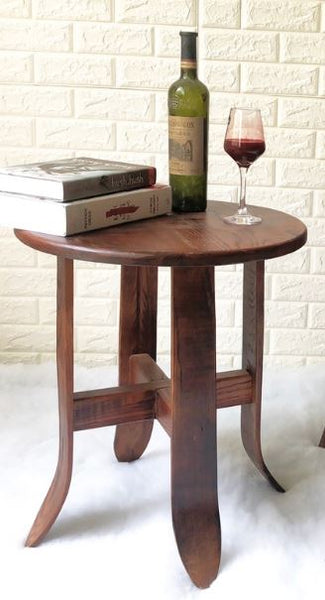 Ski End Table
