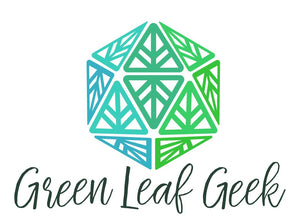 Green Leaf Geek