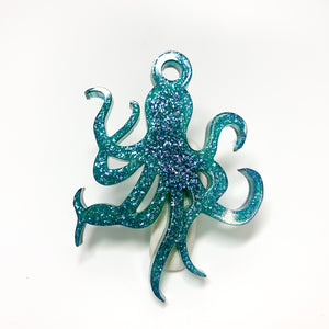 Cephalopod Pendant - your choice