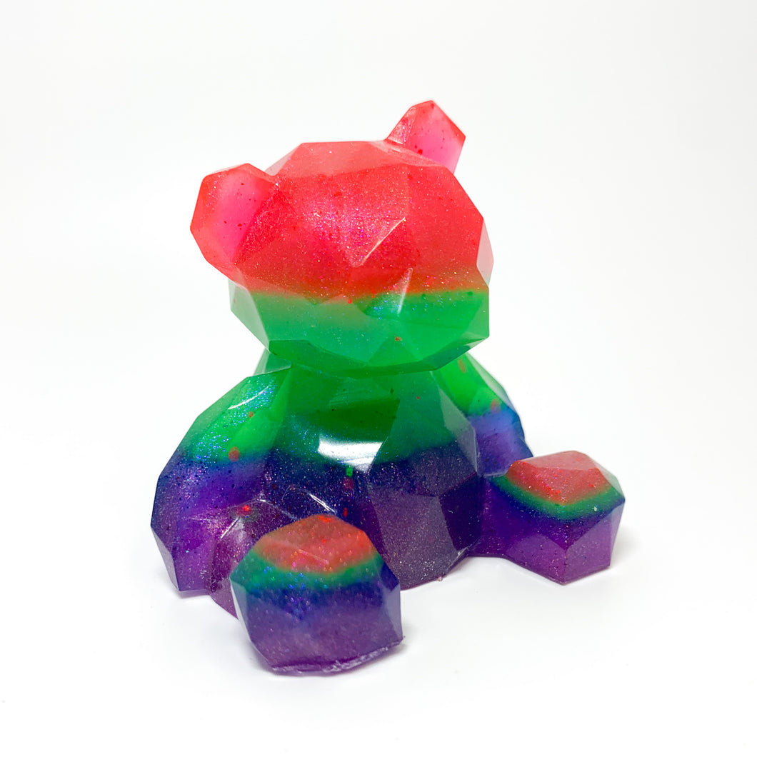 Crystal Bear Found Familiar