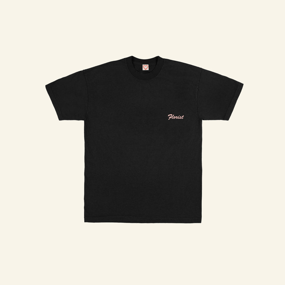 With Love Short Sleeve in Black