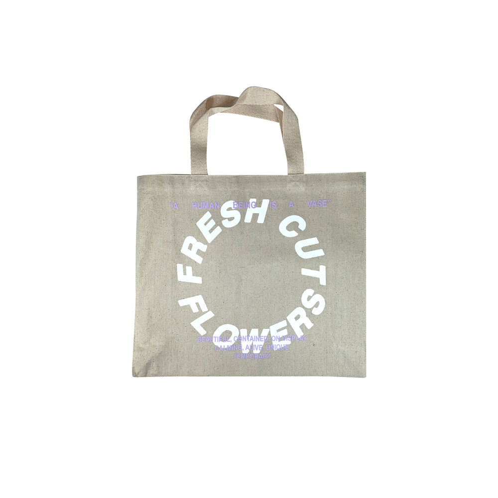 Short Handled Tote Bag