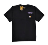 Florist Carhartt Pocket Tee - Black
