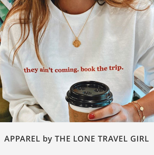 Apparel by The Lone Travel Girl